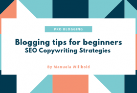 5 blogging tips for beginners to consider before writing content for your next article