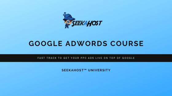 Google AdWords Course (1)