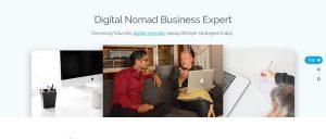 Digital-nomad-website