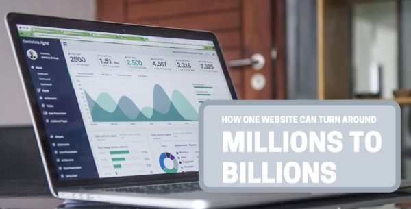 Website that are making billions