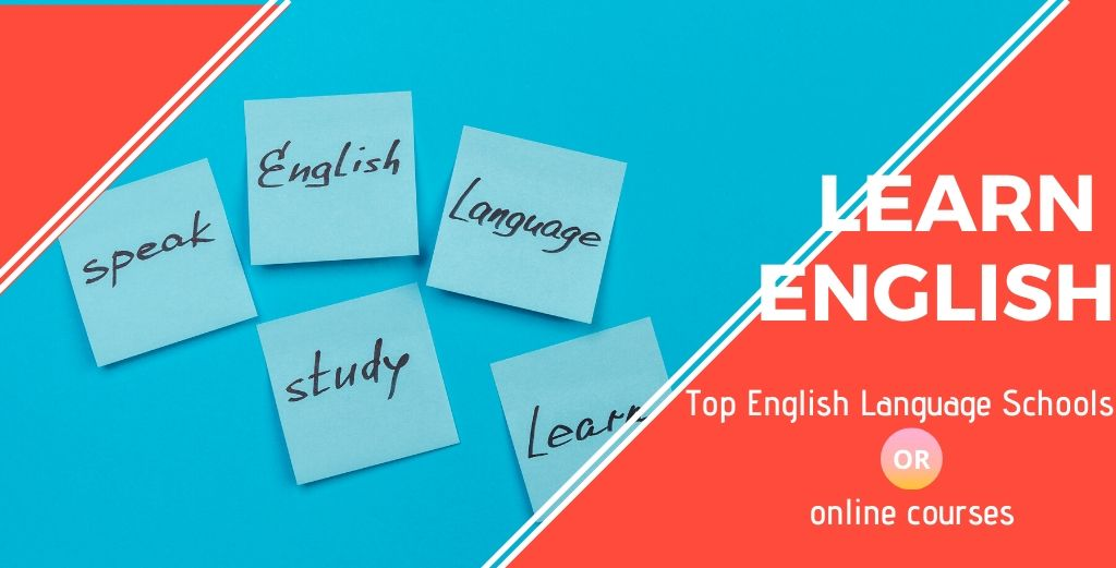 Learn English - English Schools or Blog