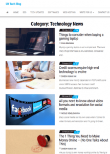Tech-Savviness - UK Tech Blog