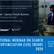 International Webinar on SEO Trends 2020 with Bannari Amman Institute of Technology