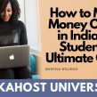 How to Make Money Online in India for Students 2020: Step by Step Guide to Skills-Based Earning
