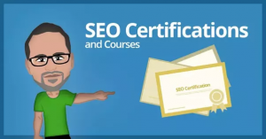 SEO certificate – Yes or No